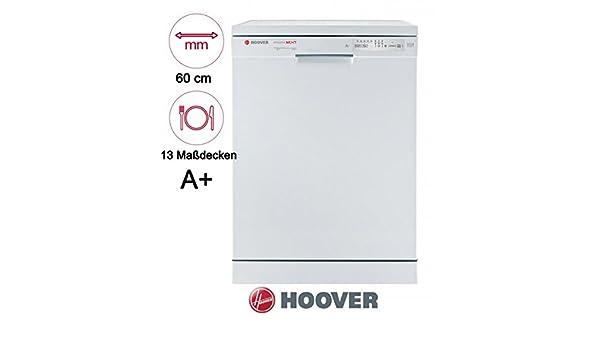 Hoover Lavavajillas independiente lavavajilla 13 massge techo 60 ...