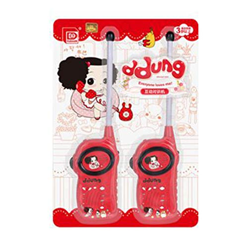 HM2 Children's Walkie-Talkie, Parent-Child Interactive Game Outdoor Children's Toy Walkie-Talkie, Suitable for Children's by HM2 (Image #1)