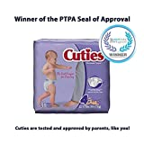 Cuties Premium Baby Diapers, Size 4, Pack/31 Image