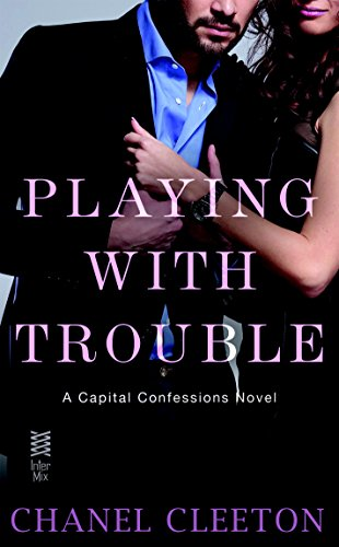 book cover of Playing With Trouble