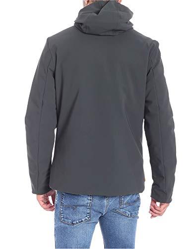 Poliammide Giacca W180011160 Outerwear Rrd Grigio Uomo 7v1RYWq