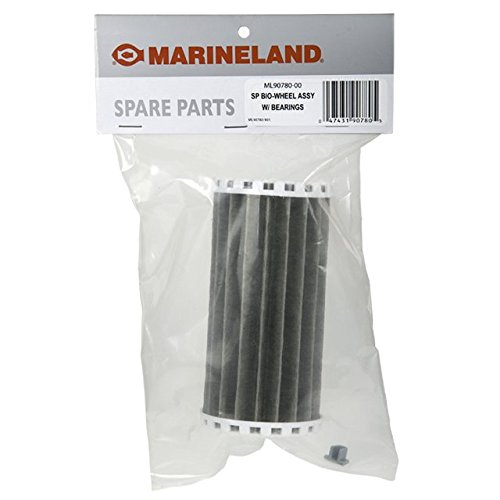 MarineLand Spare Parts Bio-Wheel Assembly with Bearings (ML90780)