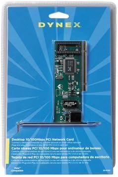 DYNEX DX-E102 DXE102, PCI Network Card