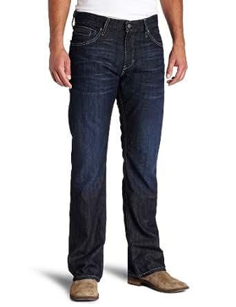 Levi's Low Rise Boot Cut 527 Jeans - Decker (42 x 30, Midnight Train)