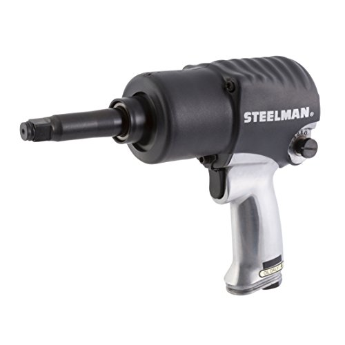 Cheap STEELMAN 102-4 1/2-Inch Heavy-Duty Impact Wrench with 2-Inch Anvil Twin Hammer