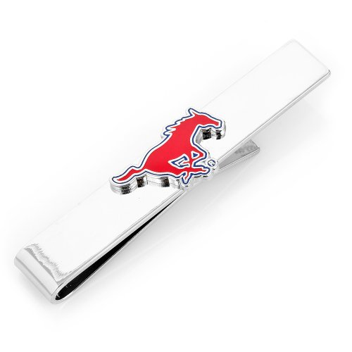 NCAA SMU Mustangs Tie Bar