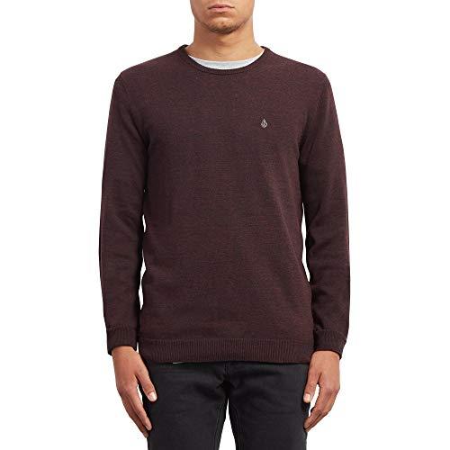 - Volcom Uperstand Crew Sweater Medium Multi