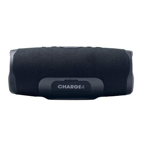 JBL Charge 4 Portable Waterproof Wireless Bluetooth Speaker - Black by JBL (Image #1)