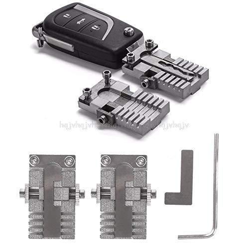 Key Clamping Fixture Duplicating Cutting Machine For Car Key Copy Tool Universal JUL19 Dropship (Best Key Cutting Machine)