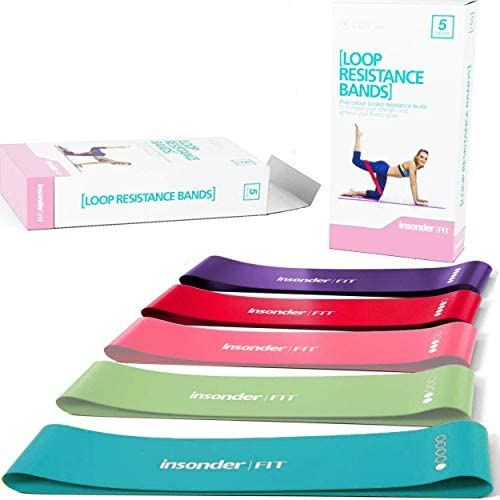 Insonder Resistance Bands Set Stretching product image