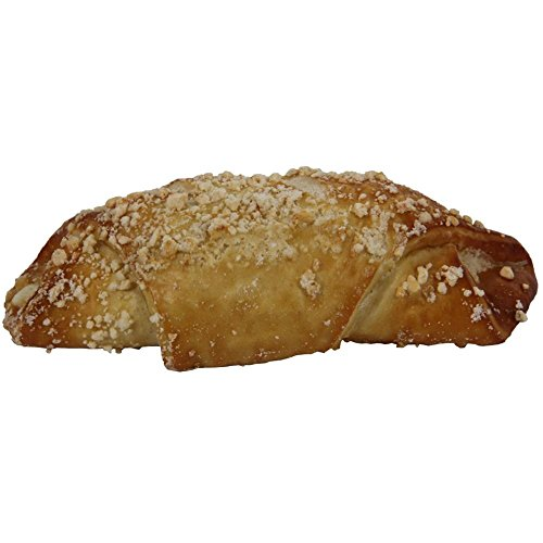 Better Bakery Turkey and Provolone Pretzel Melt Duro Wraps, 6.5 Ounce -- 18 per case.