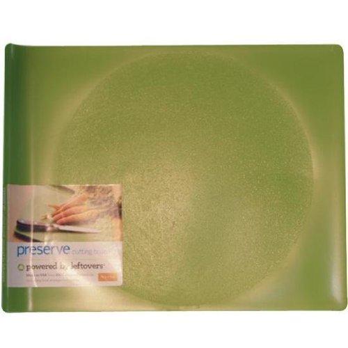 (PRESERVE Cutting Board Green Large, 1 EA)