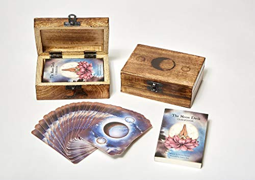 The Moon Deck - Collectors Wooden Box by The Moon Deck (Image #1)
