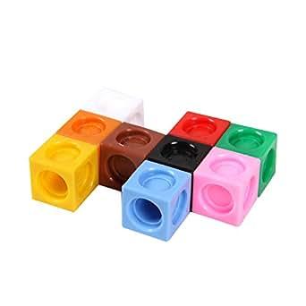 ETA hand2mind Multilink Cubes (Pack of 100)