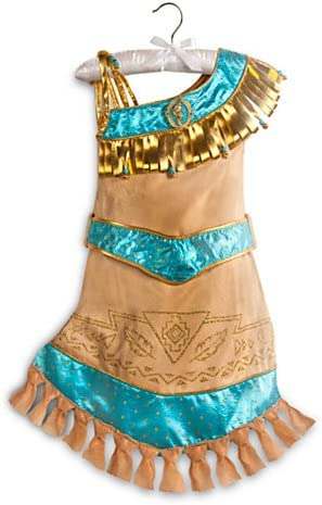 Disney Princess Pocahontas Fancy Dress Disfraz Talla:3-4 year ...