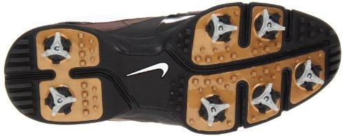 wholesale dealer 9e2ac 830ce Nike Golf Men s Nike Lunar Saddle Golf Shoe,White Metallic Stout ...