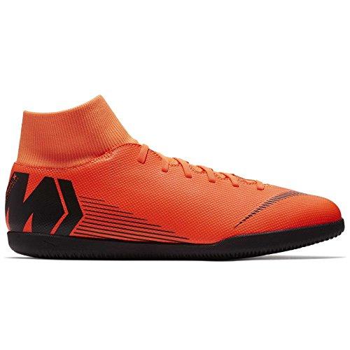 6 Club Total Orange total Ic Noir Superflyx Adultes 810 Chaussures Unisexes Black T Nike Multicolore De Pour Football W6qnPv
