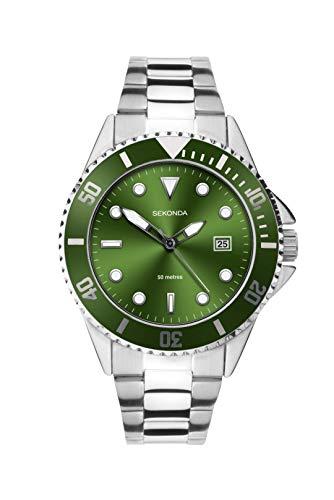 Sekonda Mens Bracelet Sports Watch 1622