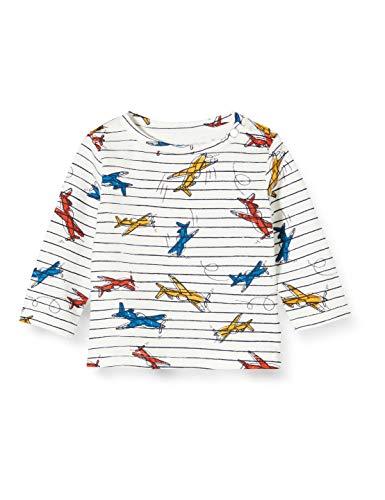 Noppies B Regular T-shirt ls Apollo Beach aop baby-jongens shirt met lange mouwen