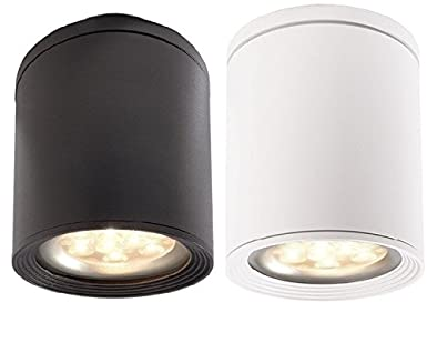 Plafoniere Con Lampadina A Vista : Plafoniera da soffitto per esterni lampada applique a tenuta