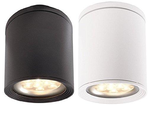 Plafoniera da soffitto per esterni lampada applique a tenuta