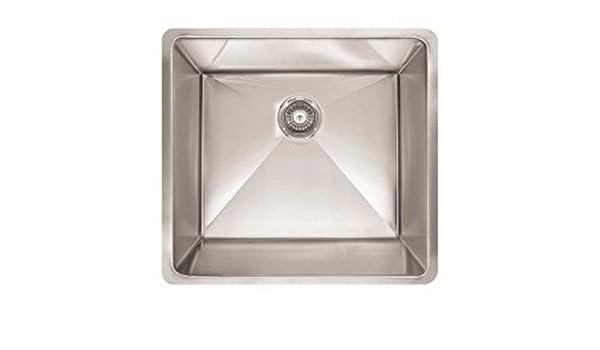 Franke PEX110-21 Planar 8 21-Inch x 17-Inch x 9.5-Inch Kitchen Sink ...