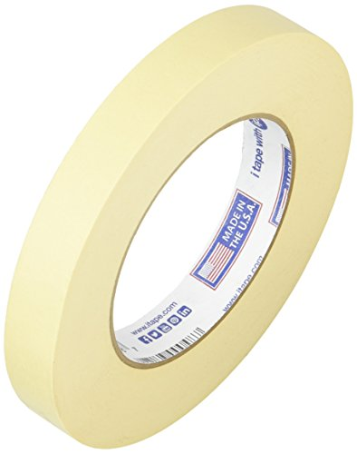 Intertape Polymer Group PG5..129R Painters Masking Tape, 1.41-Inch x 60-Yard, Natural Intertape Masking Tape