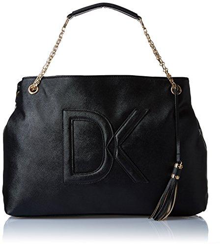 Diana Korr Women's Shoulder Bag Handbag (Black) (DK16HBLK)