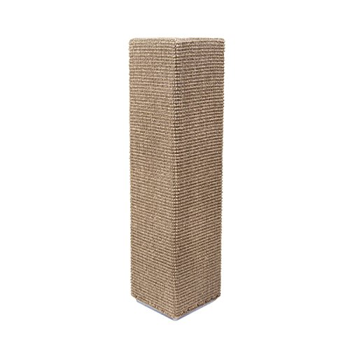 Sofa-Scratcher Squared' Cat Scratching Post & Couch-Corner/Furniture Protector (Olive)