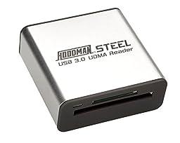 Hoodman Steel USB 3.0 UDMA Card Reader