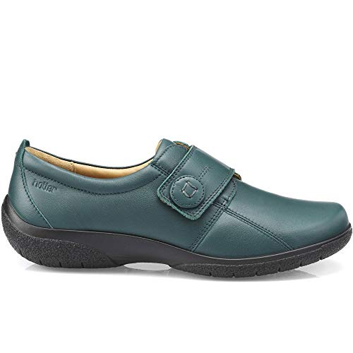 Hotter deep Green Scarpe Teal Donna 810 awPTaqfz