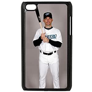 MLB&IPod Touch 4 Black Toronto Blue Jays Gift Holiday Christmas Gifts cell phone cases clear phone cases protectivefashion cell phone cases HMLA615583928