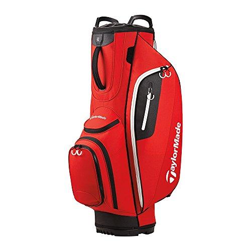 Lite Cart - TaylorMade Cart Lite Golf Bag Red