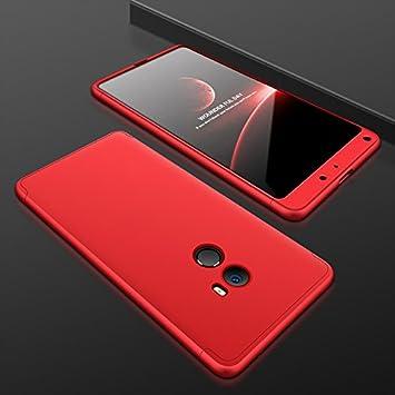 TiHen Funda para Xiaomi Mi Mix 2 Funda 360 Grados Todo Incluido ...