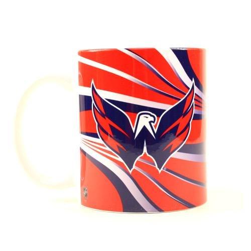 Boelter Washington Capitals 11 Oz Ceramic Full Wrap Mug