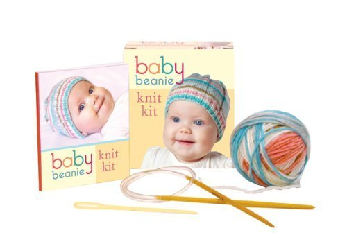 Download Baby Beanie Knit Kit (Running Press Mega Mini Kits) by Julia Pretl (2012-03-15) ebook