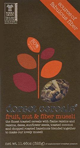 - Dorset Cereal Fruit Nut Fiber 11.46 oz. (Pack of 5)
