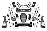 5in lift kit for chevy - Rough Country 5-inch Non-Torsion Drop Suspension Lift Kit w/ N3 Shocks for Chevy 11-18 Silverado 2500/3500 HD GMC 11-18 Sierra 2500/3500 HD