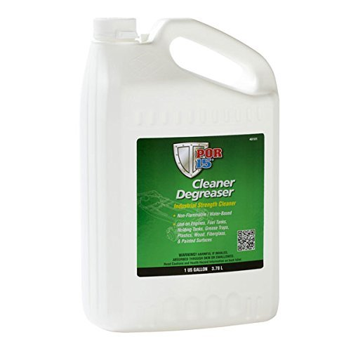POR-15® Cleaner/Degreaser Surface Cleaner 1 gal Bottle P/N 40101 (1)