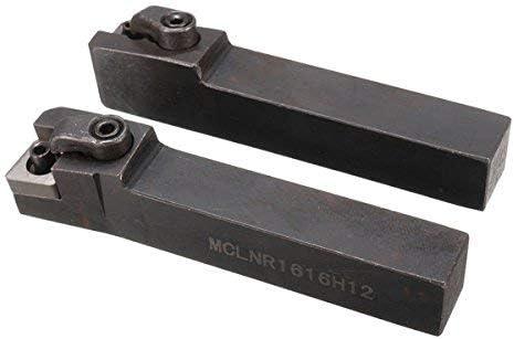 Mcln 16XDrehmeißelhalter für CNMG1204 Einsatz, 2 Stück