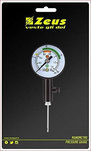 Zeus - Manómetro de presión de balones: Amazon.es: Deportes y aire ...