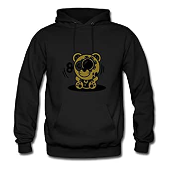 Creative X-large Hoody Black Bruno Goes To Carnival: Fighting Machine Designed Women Cotton S