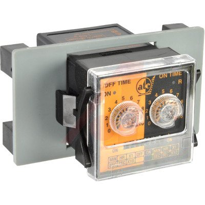 ATC 422AR-100-S-0-X Repeat Cycle Timer, 20-240 VAC, Standard Unit