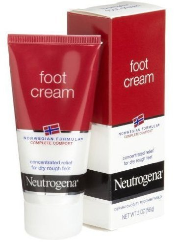 Neutrogena Norwegian Formula Foot Cream-2 oz