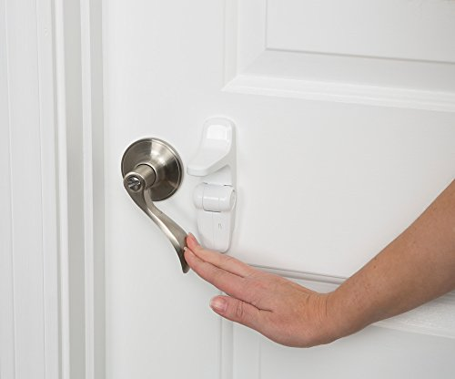 Safety-1st-Outsmart-Lever-Lock-White