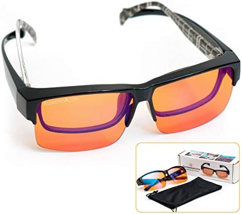 ElementsActive Anti Blue Prescription Eyeglasses Eyestrain product image
