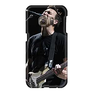 Best Hard Cell-phone Case For Samsung Galaxy S6 With Customized Colorful Asking Alexandria Band Pictures AlainTanielian