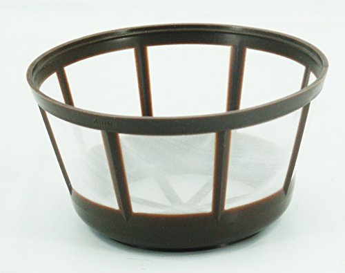 Mesh Reusable Coffee Filter Basket Style
