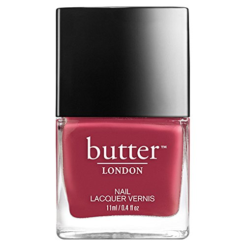 butter LONDON Nail Lacquer, White & Pink Shades, Dahling (Best Butter London Nail Polish)
