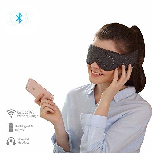 Headphone Eye Mask - 8